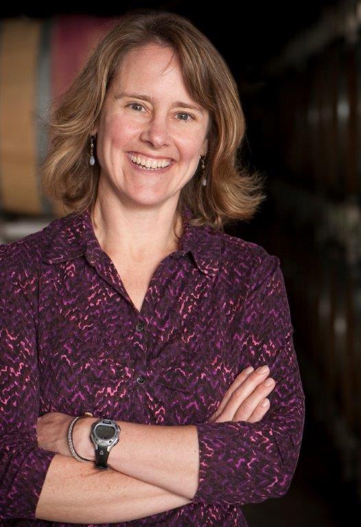 Lynn Penner-Ash Dusky Goose Winemaker