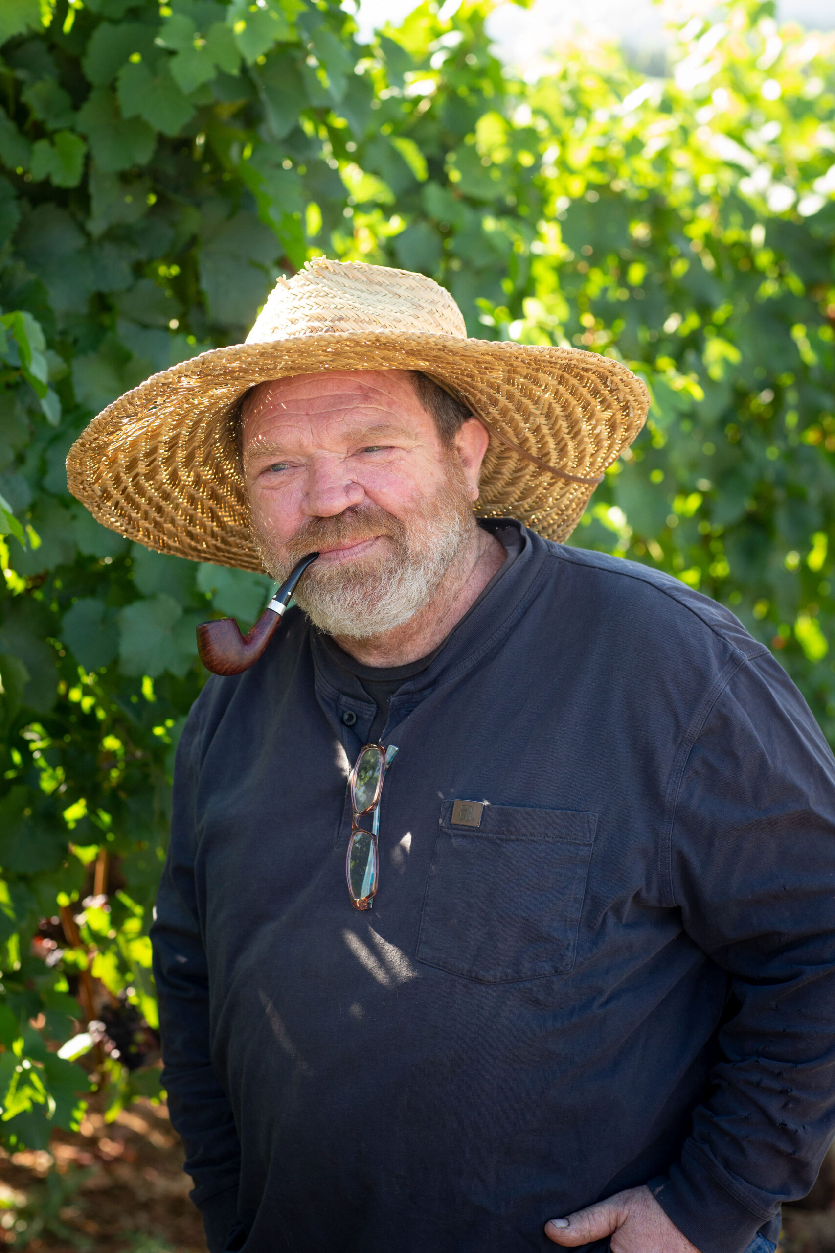 Andy Humphrey, Dusky Goose Vineyard Manager